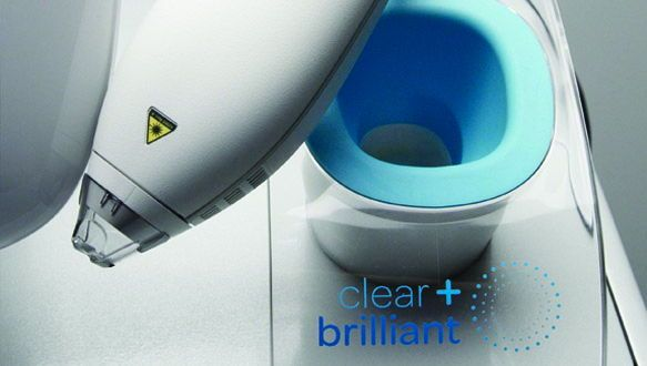 Let There Be Light (And Laser): We Tried Clear + Brilliant