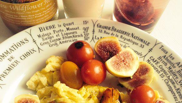 Pooja Mottl's delicious healthy breakfast for beauties.