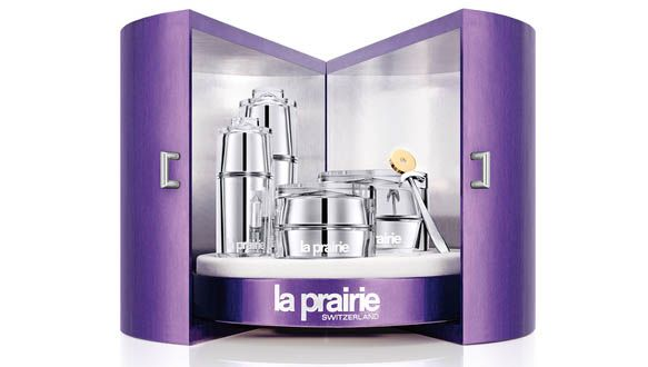 La Prairie Eternal Platinum Holiday Set