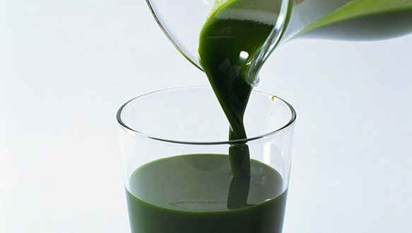 Charlotte's Book expert Dana James discusses liquid chlorophyll-