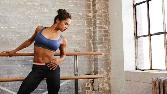 We've got body envy: Misty Copeland looks amazing