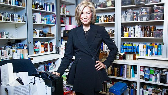 Inside The Beauty Closet of O Magazine Beauty Director Val Monroe