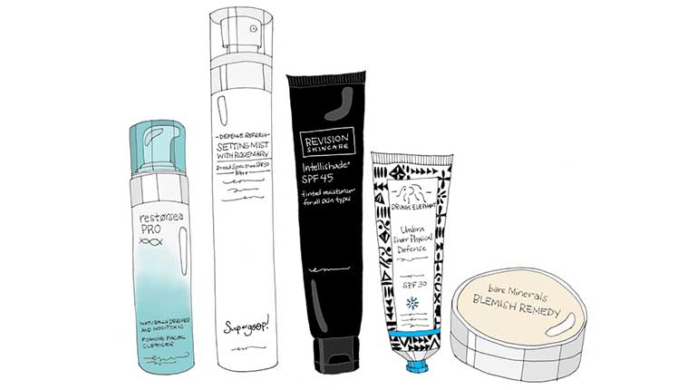 The Summer Skincare Switch Up: My Favorite Hot-Weather Essentials