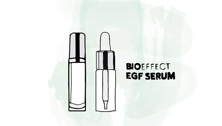 Iceland's EGF Serum is Bioeffect